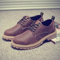 Casual Hot Sale Comfort Stylish On Sale Hot Deal Fashion Shoes England Style Training Winter Sneakers [257818722333]