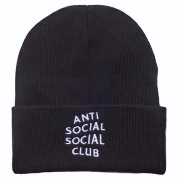 Anti Social Social Club Beanie