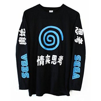 Dreamcast Japanese Long Sleeve T-Shirt