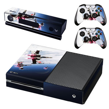 Star Fighters Skin - Xbox One Protector