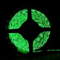 EVTECH(TM) Green 5m Waterproof 300 LED 3528 SMD Flexible LED Light Lamp Strip 12v
