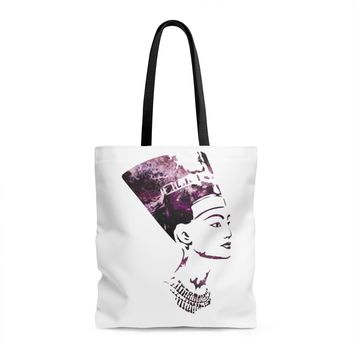 Nefertiti Tote Bag