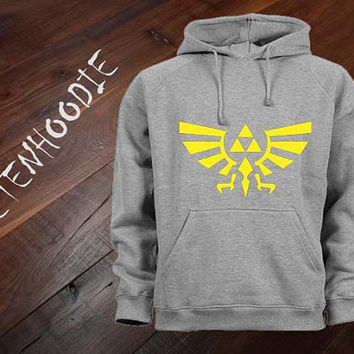 Legend of Zelda hoodie sweatshirt jumper t shirt variant color Unisex size