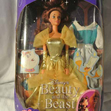 Collectible - Disney's Beauty and the Beast Belle doll (1991)