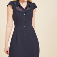 Dapper Dance Partner Dress | Mod Retro Vintage Dresses | ModCloth.com