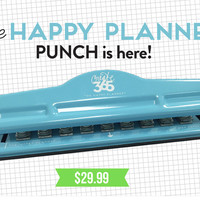 The Happy Planner™ Punch