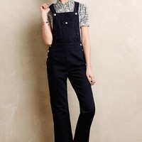 Alexa Chung for AG Tennessee Overalls Black