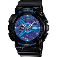 G-Shock Ga110hc Watch Black/Blue One Size For Men 18614618401