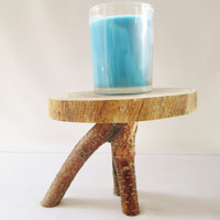 Rustic Wood Stand, Rustic Stand, Wood Stand, Rustic Display Stand, CIJ, Christmas in July, Christmasinjuly
