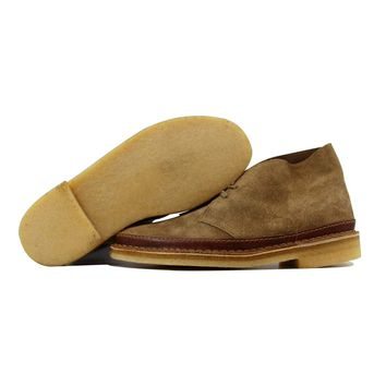 Clarks Desert Guard Tan Suede 62133