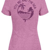 Salt Life You, Me, and the Sea Short-Sleeve T-Shirt for Ladies | Bass Pro Shops