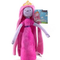 "Jazwares Adventure Time Princess Bubblegum 11"" Plush"