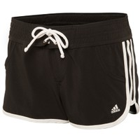 adidas Women's Classic Stripe Board Shorts | DICK'S Sporting Goods