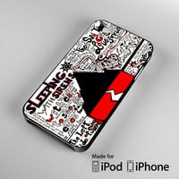 Sleeping Sirens A1154 iPhone 4S 5S 5C 6 6Plus, iPod 4 5, LG G2 G3, Sony Z2 Case