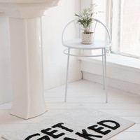 Get Naked Bath Mat | Urban Outfitters