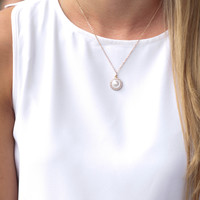 The Kate Pendant Necklace