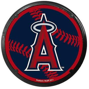 ONETOW Los Angeles Angels Anaheim Car Coaster Air Freshener Auto Car Truck Baseball