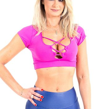 Fitness Top - Pink