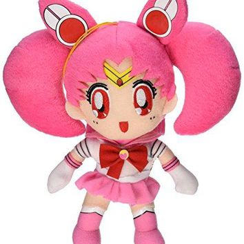 "Great Eastern GE-2009 Sailor Chibi Moon 8"" Plush Doll"