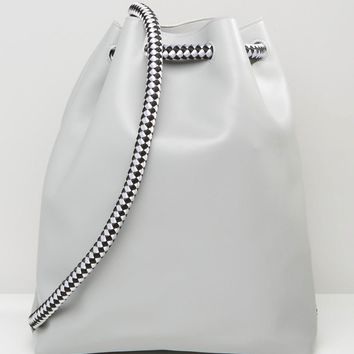 ASOS Rope Drawstring Backpack