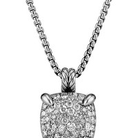 David Yurman 'Châtelaine' Pendant Necklace with Diamonds | Nordstrom