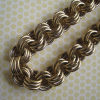 Vintage Chunky Monet Necklace