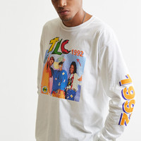 Cross Colours TLC 1992 Long Sleeve Tee | Urban Outfitters