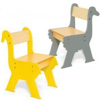 P'kolino Duck + Ostrich Chairs