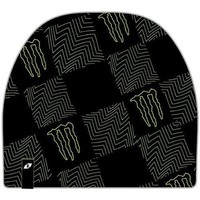 Monster Energy Drink Axis Men's Beanie Hat - Black / One Size Fits All