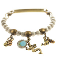 Lenny Eva Charm Bangle