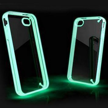 Cool Light LED TPU Case for iPhone