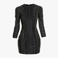 Balmain, Fall/Winter 2014, Women, Dresses Online Store