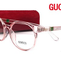 GUCCI New HD Night Vision Driving Anti Glare Glasses Eyewear sun glass gun Metal Frame mens womens sunglasses