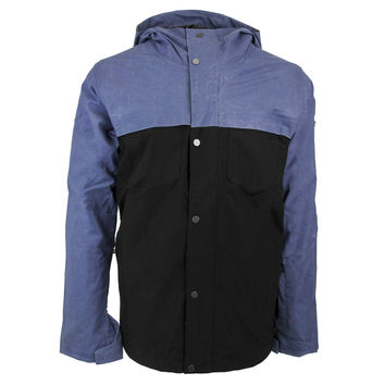 Quiksilver Men's Act 3in 1 Jacket