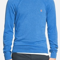 Men's Original Penguin Slim Fit Raglan Crewneck Sweater,