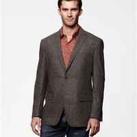 New MarkdownEnglish Tweed Sport Coat