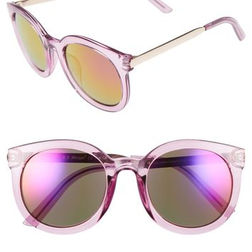 A.J. Morgan Cat D 53mm Sunglasses | Nordstrom