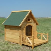 K-9 Kastle Large Dog House