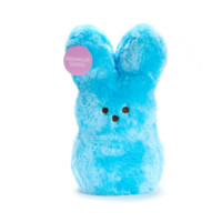 Perfectly Peeps Plush Easter Shaggy Scented Bunny - Blue | Dylan's Candy Bar