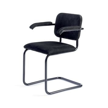 Knoll Upholstered Cesca Chair | Marcel Breuer