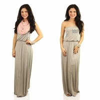 In My Pocket Maxi Dress