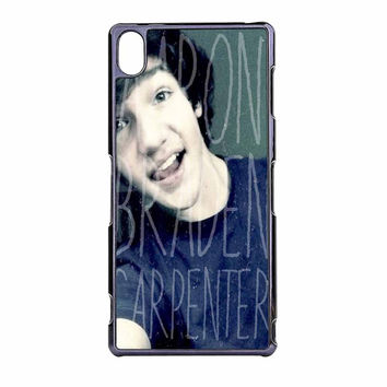 Aaron Braden Carpenter Sony Xperia Z3 Case