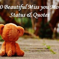 I Miss You Mom Images With Quotes 2018 Free Download