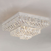 Crystal Ceiling Fixtures