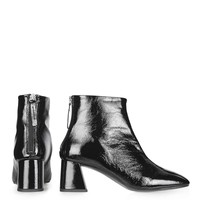 MAGGIE Patent Ankle Boots | Topshop