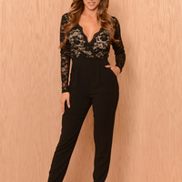 Seductive Jumpsuit