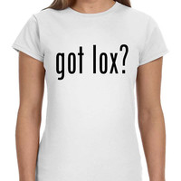 Got Lox Mahogany Magcon Tour Ladies Softstyle Junior Fit Tee Cotton Jersey Knit Gift Shirt