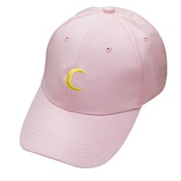 Crescent Moon Hat