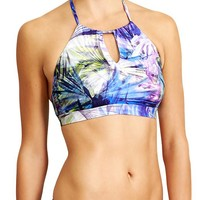 Athleta Womens Kailua High Neck Bikini