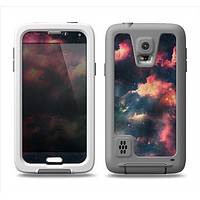 The Vintage Stormy Sky Samsung Galaxy S5 LifeProof Fre Case Skin Set